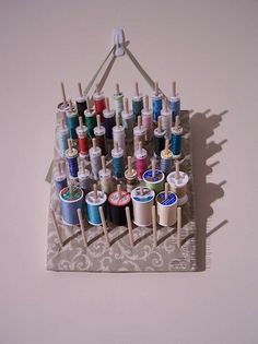 Make a thread organizer