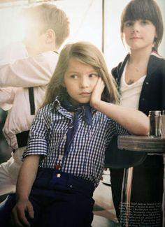 vogue enfants paris 2009