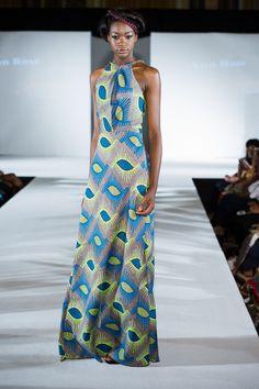africafwl: Ann Rose at #Africa #Fashion #Week London 2011 Photo: Rob Sheppard