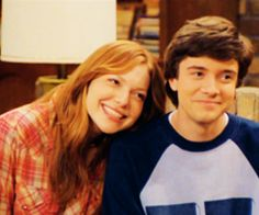 "Donna and Eric----------  Best darn TV Show couple  from ""That 70's Show"" ---along with Jim and Pam on ""The Office"" and along with Booth and Bones on ""Bones"" any other couple let me know...."