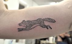 hand-poked tattoo by Oliver Whiting