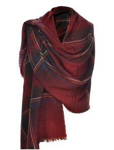 Tartan Wrap - Really Wild Clothing Company