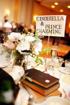 Ideas for Table Names and Numbers