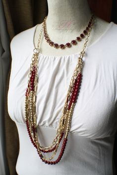 Work It Necklace! necklac