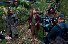 The Making Of The Hobbit � 32 Pics