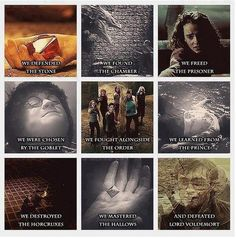 We are the Harry Potter generation. This is the most beautiful thing I've ever read