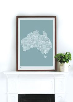 Love this! How about one for each country I've been to or at least lived in?