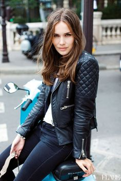 Amazing Leather Jacket