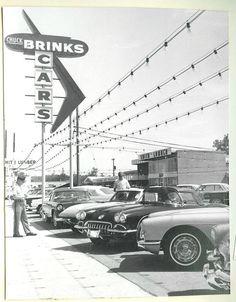 chuck brink, vintag corvett, used cars