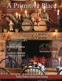 APP Christmas 2012 cover