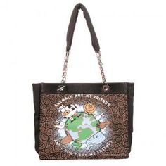 Animals are my Friends tote.  $42