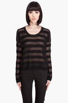 inspiration for a machine knit sweater