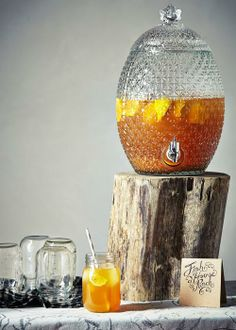 Fishouse Punch on the #AnthroBlog #Cocktail | This sounds delicious.