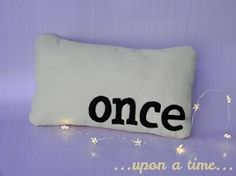 Tutorial: Flashcard Pillow