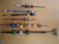 Lautaret Bohemiet: dreadlock beads (DIY) and my current thoughts on dreadlocks