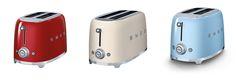 Smeg 50's Retro Style small home appliances 3 Meet the New Smeg 50's Retro Style Small Home Appliances