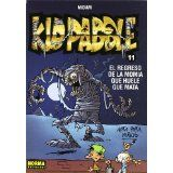 Kid Paddle 11 El regreso de la momia que huele que mata / The Return of the Mummy that Stinks Of Sweat (Spanish Edition)