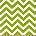 Premier Prints Chipper Chartreuse/White - Discount Designer Fabric - Fabric.com  are chevrons overdone?