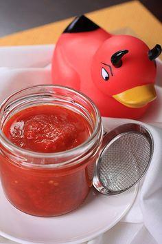 Olives for Dinner   Homemade Sriracha Sauce