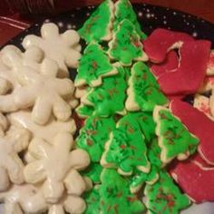 Best Sugar Cookie Icing Recipe