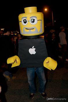 Lego Steve Jobs.
