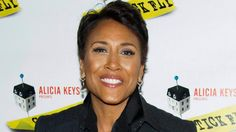 GMA's Robin Roberts taking medical leave for bone-marrow transplant