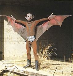 brianbuster:    enzantengyou:    人間蝙蝠    GPOY.