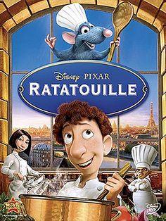 Ratatouille ~ Fav Disney/Pixar movie