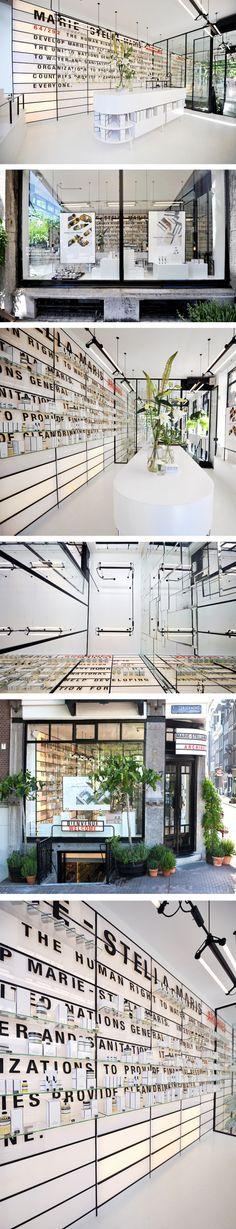 Marie Stella Maris shop - Amsterdam