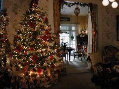 Ft Myers Florida Edison Christmas Tree 2000