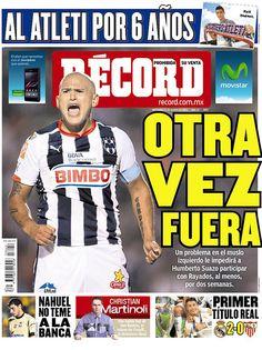 Monterrey 13 agosto del 2014 - RÉCORD