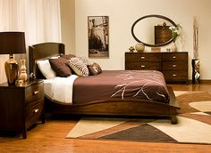 Alston 4 Pc King Bedroom Set W Storage Bed And Bench Footboard Bedroom Sets Raymour And