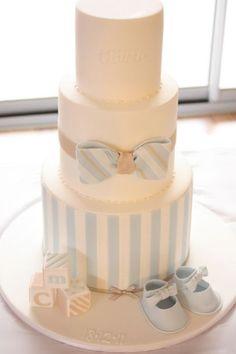 #EnImagen Hermosa torta para el Baby shower de tu bebe