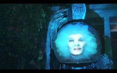 How to make your own Madame Leota from the Haunted Mansion.