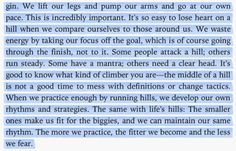 Mile Markers - Kristen Armstrong