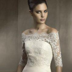 wedding accessories, cover up, lace, wedding dressses, weddings, sleev, dresses, jackets, bolero