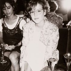 Molly Ringwald photographed by Andy Warhol,1985.