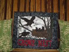 Crows Nest quilt by Sew N Tune from the quiltingboard.com