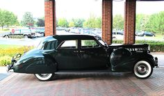 1940 Packard Custom Super 8 Limousine