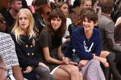 Alexa Chung Is Too Busy Doing Day Job To Write Another Book... For Now #LFW #Grazia360