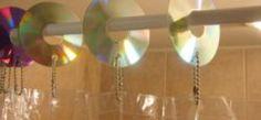 repurpose old cd's