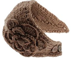 8829-25 NY Deal Knit Winter Headband Ear Warmer, Brown Promotion - http://mydailypromo.com/8829-25-ny-deal-knit-winter-headband-ear-warmer-brown-promotion.html