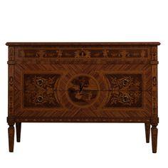 Otello Dresser Galimberti Nino - High End Furniture