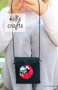 make a pocket necklace //willowday