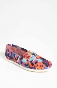 TOMS 'Classic - Oahu' Slip-On (Women) available at #Nordstrom