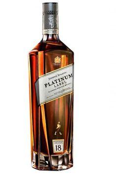 JOHNNIE WALKER PLATINUM LCBO 292805 | 750 mL bottle Price $ 149.95 Made in: Scotland, United Kingdom By: John Walker & Sons Ltd Spirits, Whisky/Whiskey, Blended Scotch 40.0% Alcohol/Vol.