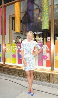 Maria Sharapova Photo - Sugarpova Launch