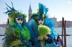 Carnevale di Venezia (Photographer: Lacie Slezak)