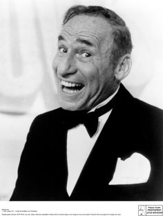 Mel Brooks, comedian, film director, screenwriter, composer, lyricist, actor and producer. And who doesn't like Young Frankenstein or Blazing Saddles?