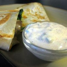 """Quesadilla Jalapeno Spread 
